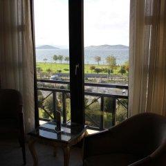 Hotel Suadiye 4* Люкс с различными типами кроватей фото 6
