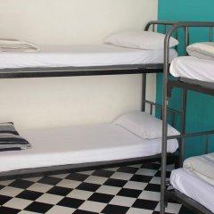Hostel New York Кровать в общем номере с двухъярусной кроватью фото 4