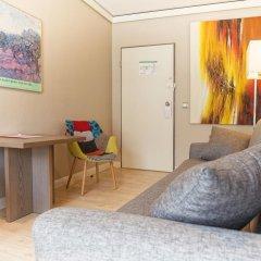 Hotel Dusseldorf City by Tulip Inn 4* Номер Комфорт с различными типами кроватей фото 5