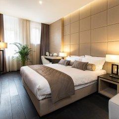 Отель Dominic & Smart Luxury Suites Republic Square 4* Представительский люкс с различными типами кроватей фото 12