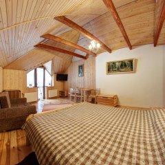 Семейный отель Горный Прутец 3* Полулюкс с различными типами кроватей фото 3