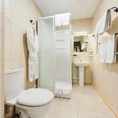 Гостиница 40-й Меридиан Арбат ванная фото 2