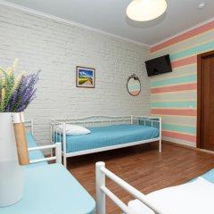 Отель Жилые помещения Кукуруза Бутик Казань комната для гостей фото 5