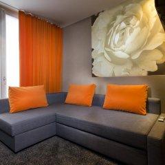 Отель Hôtel Elixir 3* Стандартный семейный номер с двуспальной кроватью
