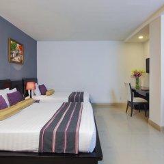 Lavender Hotel 3* Номер Делюкс с различными типами кроватей фото 7