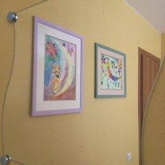 Хостел Квартира 55 Кровать в общем номере с двухъярусной кроватью фото 17