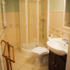Отель American House Puławska ванная