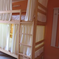 Гостиница Гостевые комнаты Борей Кровать в женском общем номере с двухъярусными кроватями фото 4