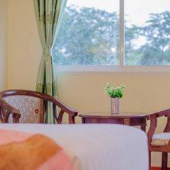 Отель Phaithong Sotel Resort 3* Улучшенный номер с двуспальной кроватью фото 10