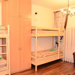 Хостел Белокоричи Кровать в общем номере фото 14