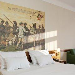 Отель Austria Trend Parkhotel Schönbrunn 4* Номер Делюкс с различными типами кроватей фото 3