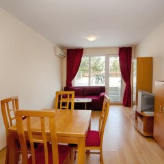 Отель Aparthotel Prestige City 1 - All inclusive 3* Апартаменты с различными типами кроватей фото 3