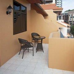 Pattaya Garden Apartments Boutique Hotel балкон
