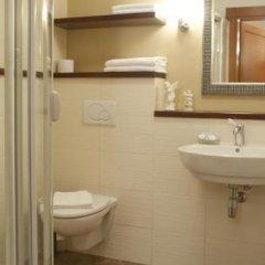 Отель American House Baletowa Стандартный номер с различными типами кроватей фото 4