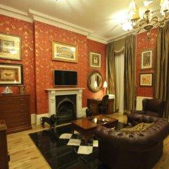 Отель Opulence Central London 4* Стандартный номер с различными типами кроватей