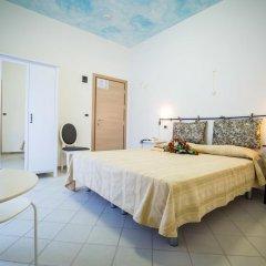 Hotel Caraibi Римини комната для гостей фото 3