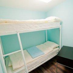 Cinema Hostel Кровать в общем номере с двухъярусной кроватью фото 3