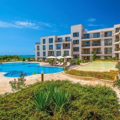 Апартаменты Diamond Beach Apartments Бургас бассейн