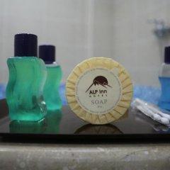 Отель Alp Inn Азербайджан, Баку - 2 отзыва об отеле, цены и фото номеров - забронировать отель Alp Inn онлайн ванная фото 2