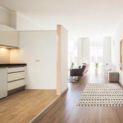 Отель Oportonow-bolhão 3* Улучшенные апартаменты с различными типами кроватей фото 4