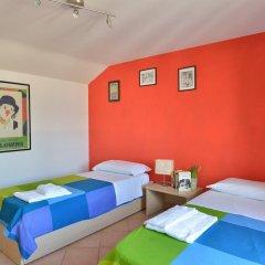 Отель Amarcord B&B Стандартный номер с 2 отдельными кроватями (общая ванная комната) фото 2