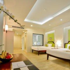 Отель Manathai Koh Samui 4* Номер Делюкс с различными типами кроватей фото 7