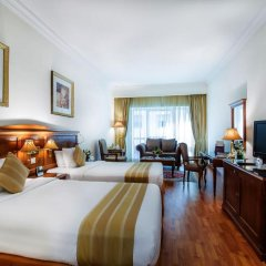 Grand Excelsior Hotel Bur Dubai 4* Стандартный номер с различными типами кроватей фото 2