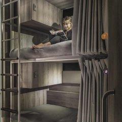 COO Boutique Hostel Кровать в общем номере с двухъярусной кроватью фото 3