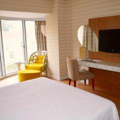 Opera Hotel 4* Стандартный семейный номер с двуспальной кроватью фото 3