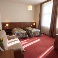 Hotel Alexander II 3* Стандартный номер с различными типами кроватей фото 5