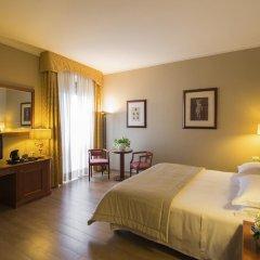 Отель Starhotels Michelangelo 4* Стандартный номер с двуспальной кроватью