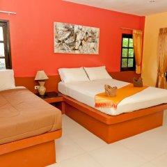 Отель Fullmoon Beach Resort 3* Стандартный номер с разными типами кроватей фото 5