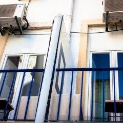 Отель Anjo Azul балкон