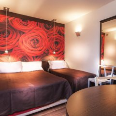 Hotel Du Parc 3* Стандартный номер с различными типами кроватей фото 2