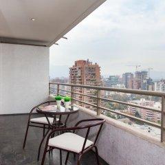 Отель myLUXAPART Las Condes Апартаменты с различными типами кроватей фото 4