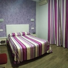 Отель Hostal Sonia Стандартный номер с различными типами кроватей
