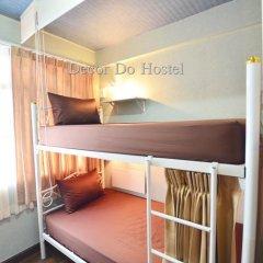 Decor Do Hostel Кровать в женском общем номере с двухъярусной кроватью фото 21