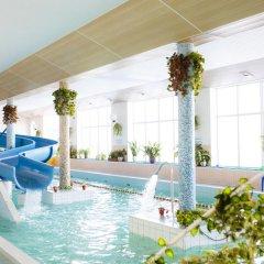 Отель Огни Мурманска Мурманск бассейн фото 2