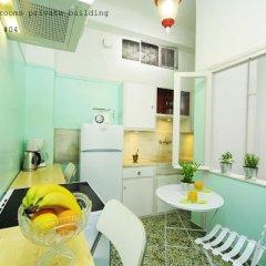 Апартаменты Live in Athens, short stay apartments Студия с различными типами кроватей фото 19