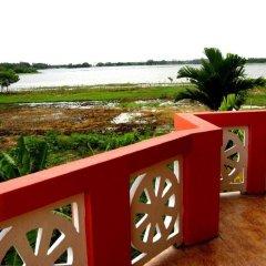 Отель Lake View Cottage Шри-Ланка, Тиссамахарама - отзывы, цены и фото номеров - забронировать отель Lake View Cottage онлайн балкон