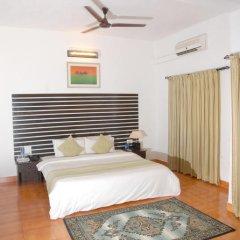 Отель Alegria - The Goan Village 2* Номер Делюкс с двуспальной кроватью фото 17