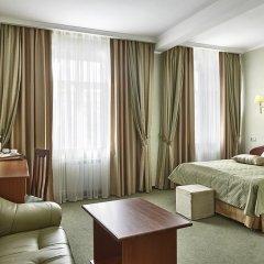 Гостиница Славянка Москва 3* Улучшенный номер —Стандарт с двуспальной кроватью фото 4