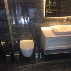 Апарт-отель Alsancak 4* Студия с различными типами кроватей фото 18
