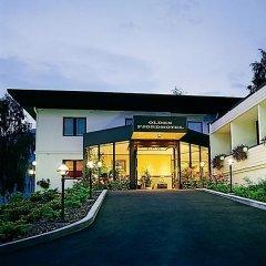 Отель Olden Fjordhotel бассейн