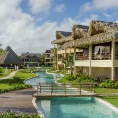 Отель Zoetry Agua Punta Cana All Inclusive 5* Полулюкс с различными типами кроватей фото 10