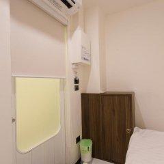 BearPacker Patong Hostel Номер Эконом с различными типами кроватей фото 12