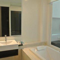 Отель Sarikantang Resort And Spa 3* Номер Делюкс с различными типами кроватей фото 11
