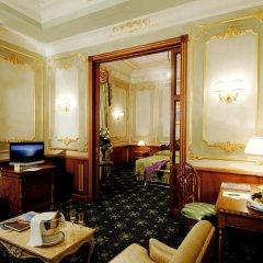 Grand Hotel Wagner 5* Стандартный номер с различными типами кроватей фото 17