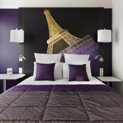 Отель Mercure Paris Centre Tour Eiffel 4* Улучшенный номер с различными типами кроватей фото 2