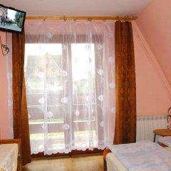 Отель Wynajem Pokoi Stachon Поронин комната для гостей
